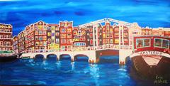 Bruggen bouwen in Amsterdam