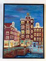 Engel in Amsterdam