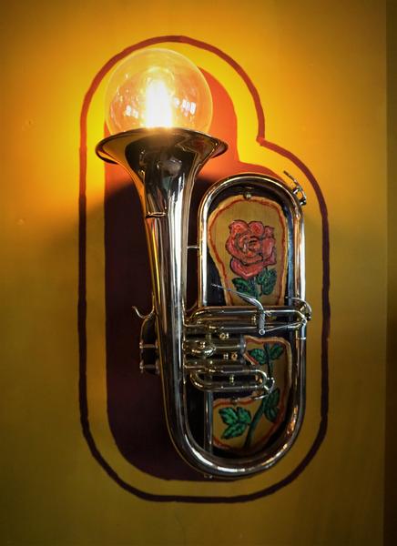 trompetlamp
