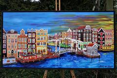 leven in Amsterdam