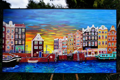 Amsterdam begint